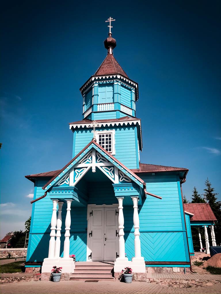 cerkiew narew podlasie