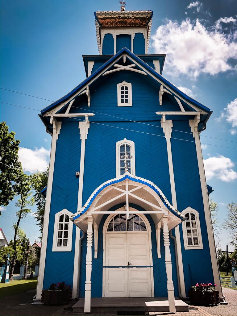 dubicze cerkiewne cerkiew podlasie