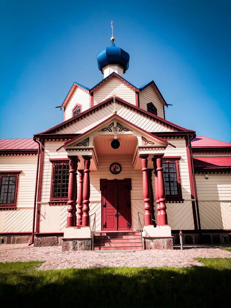 łosinka cerkiew podlasie