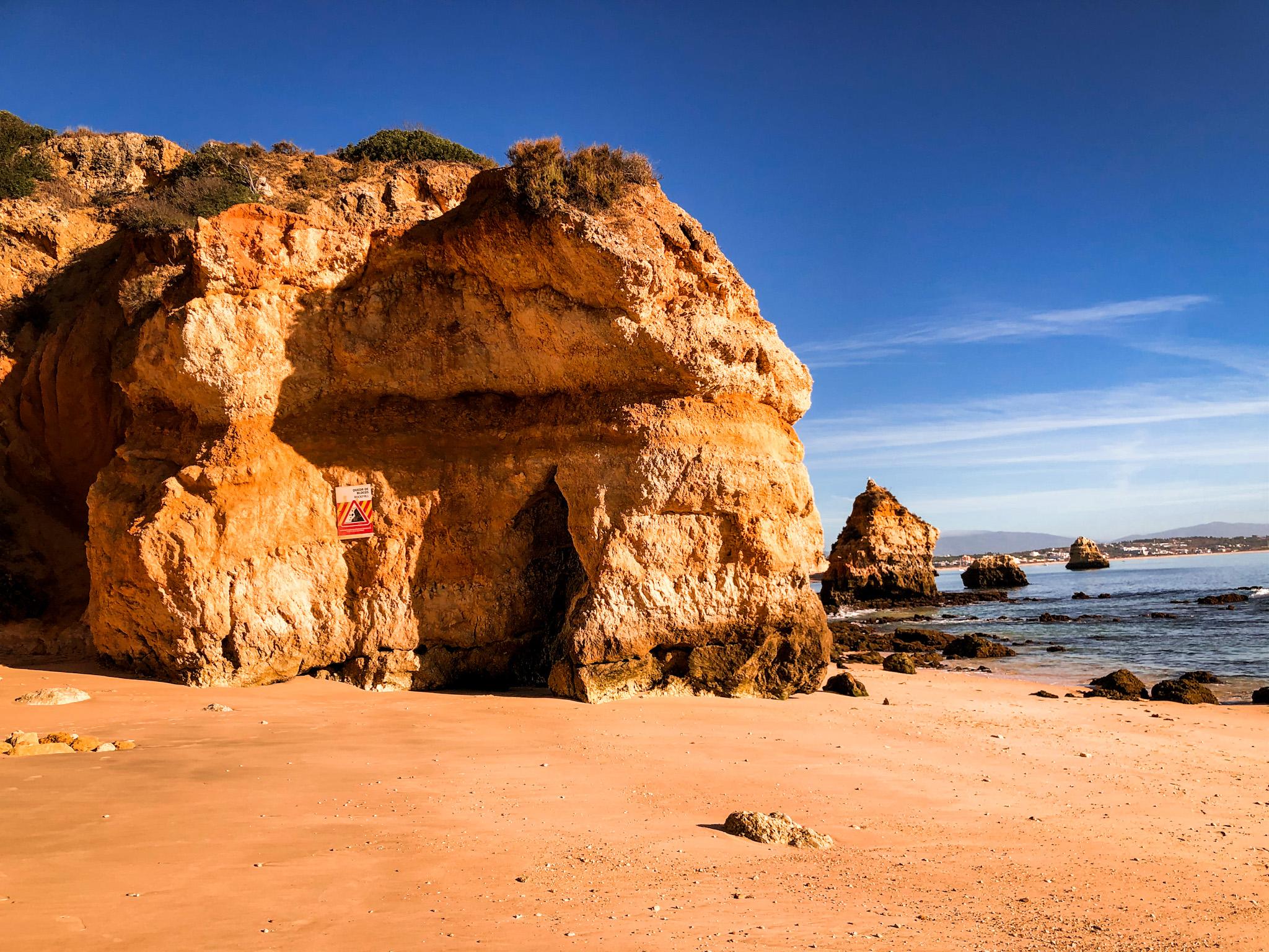 najpiękniejsze plaże Algarve