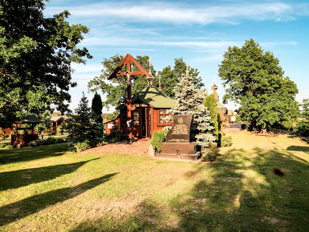 Zwiedzanie Skitu Odrynki na Podlasiu