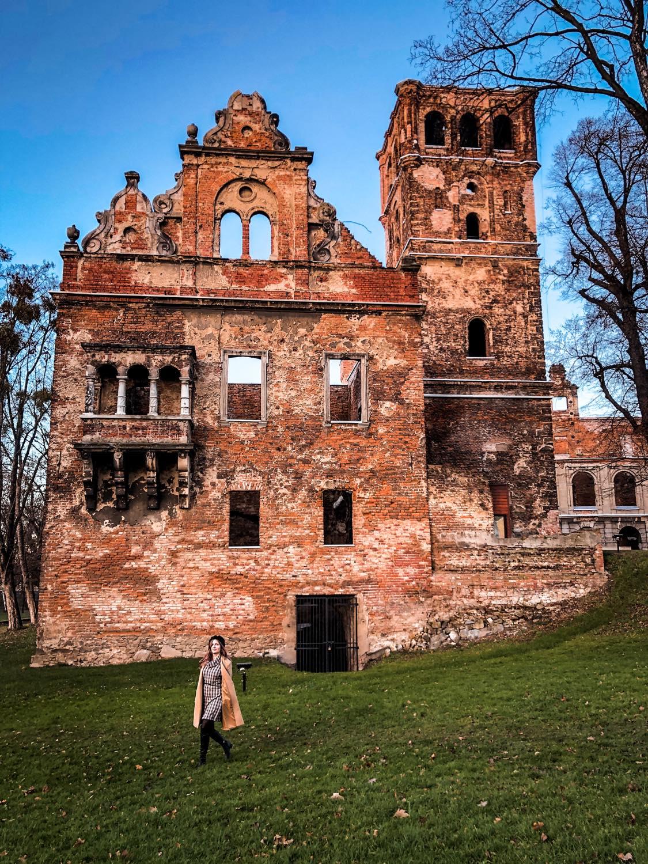 Śląsk pałace okolic Raciborza