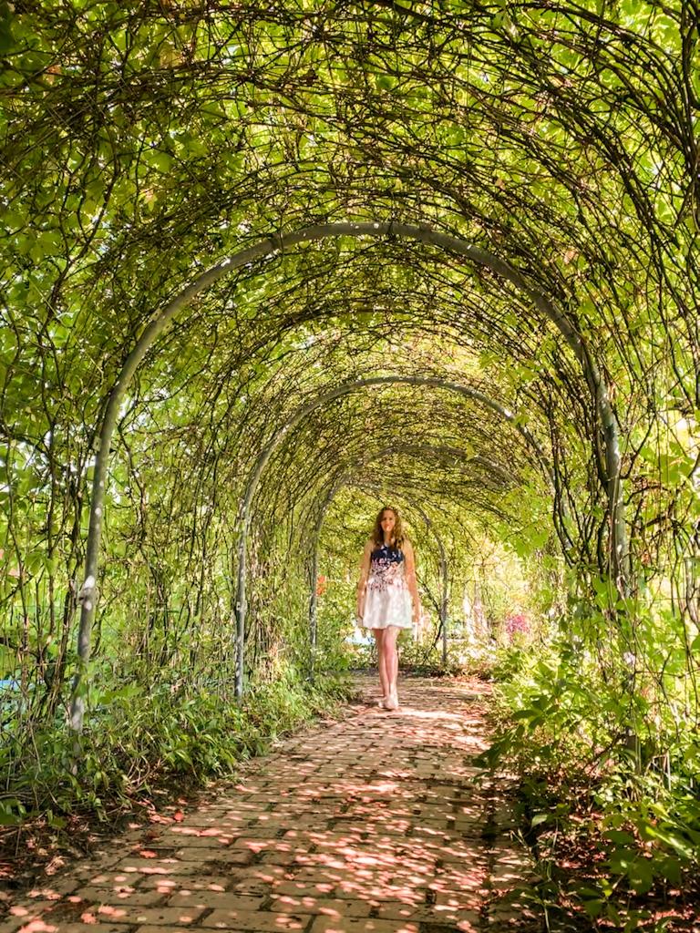 śląsk ciekawe atrakcje ogrody kapias