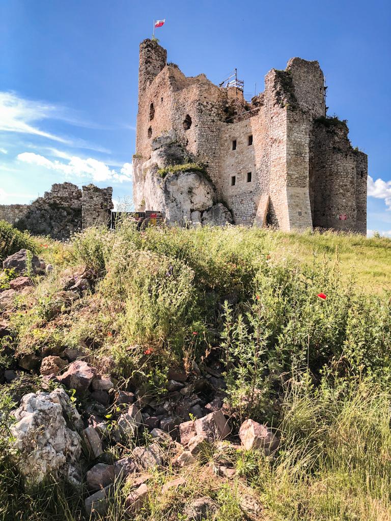 zamek w mirowie szlak orlich gniazd