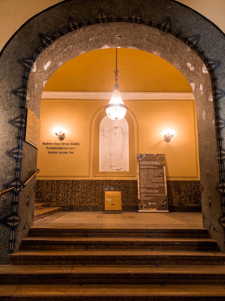 Łaźnie Gellerta w Budapeszcie - informacje praktyczne
