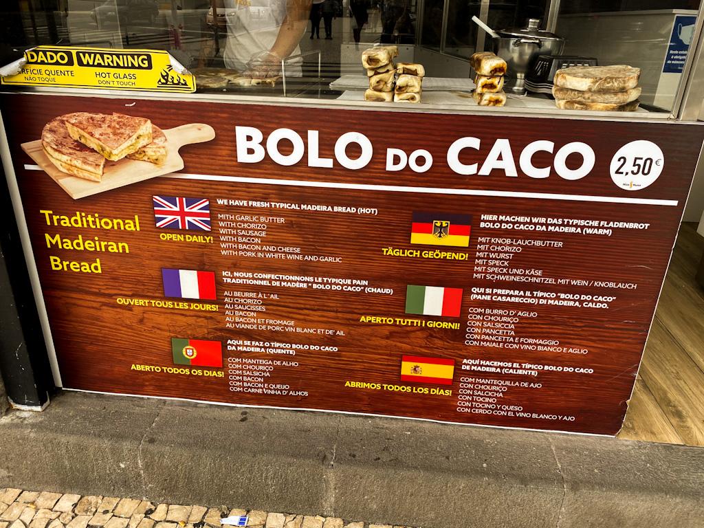 madera jedzenie informacje praktyczne